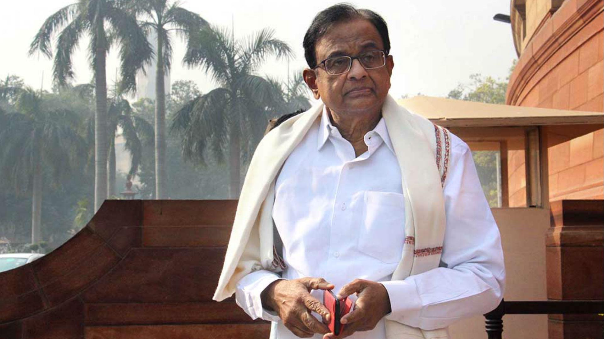 P-Chidambaram-INX-Media-Case-CBI-Office
