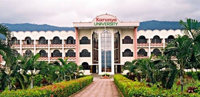 karunya-university-coimbatore