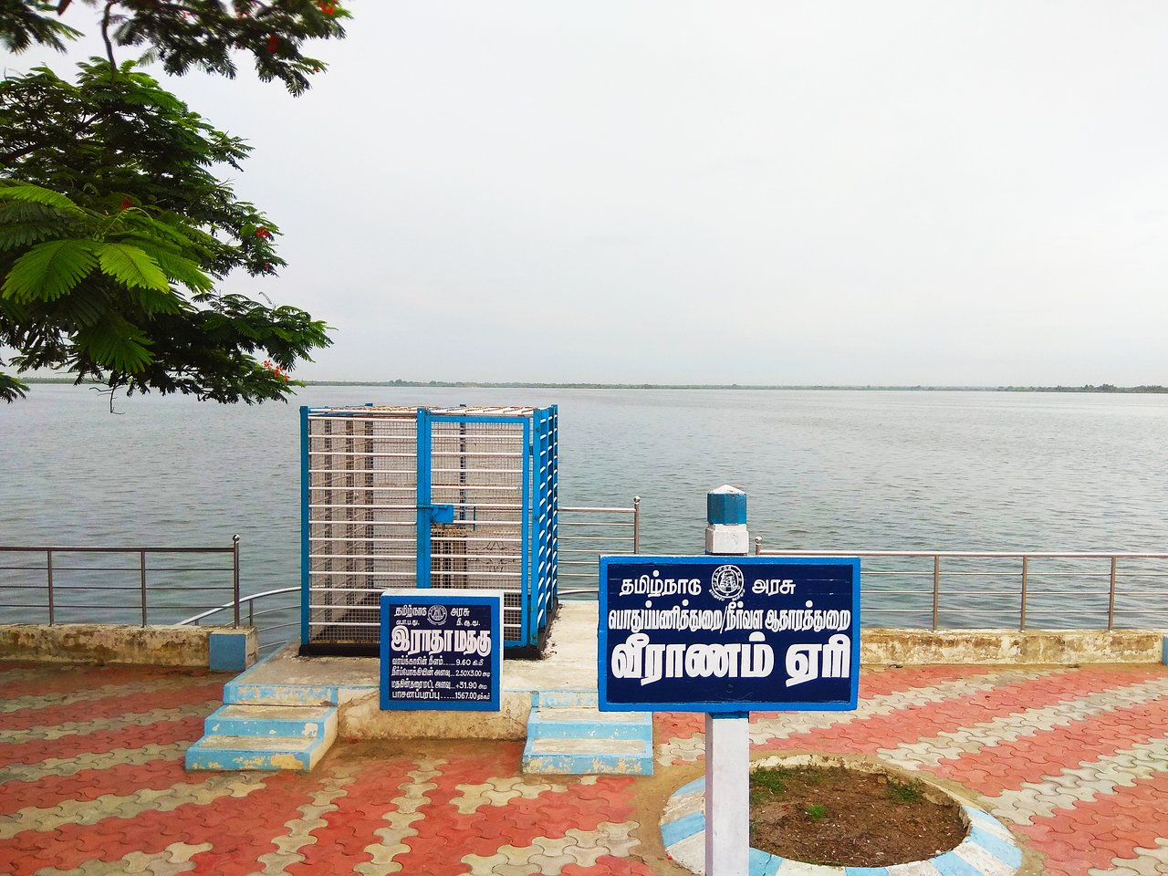 veeranam-lake-view-point